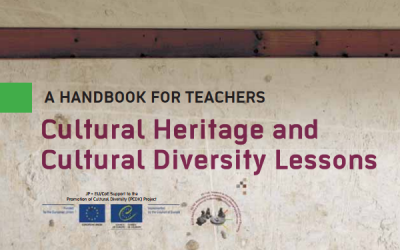 Cultural heritage and cultural diversity lessons – A handbook for teacher